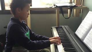 Great Wall Piano Video
