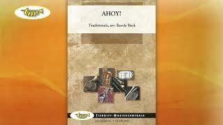 Ahoy! - Concert Band - Beck - Tierolff