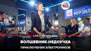🅰️ Приключения Электроников - Волшебник-недоучка (LIVE @ Авторадио)