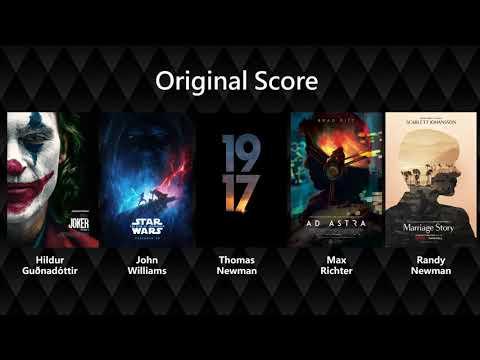 Oscars 2020 predictions (October)