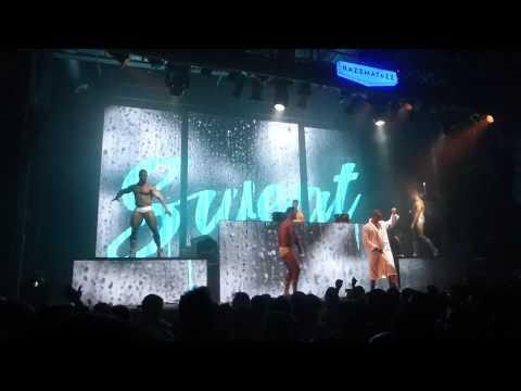 Sagi Kariv @ Forever Sweat - Razzmatazz Club - Circuit Festival Barcelona 2015 (9/08/2015)