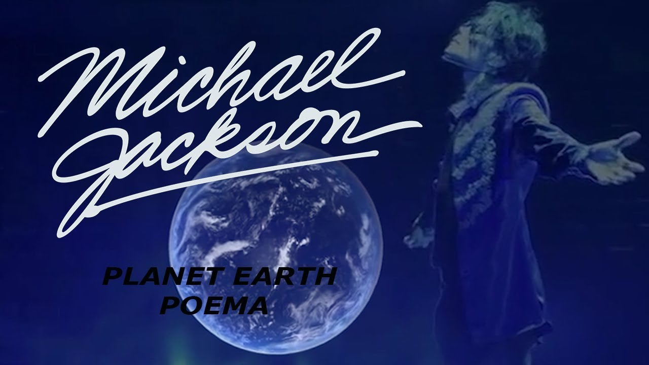 earth poem michael jackson