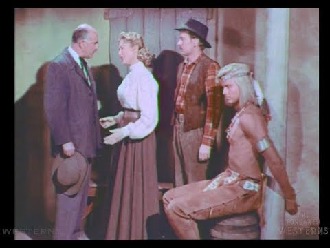The Forsaken Westerns - Johnny Moccasin - tv shows full episodes in COLOR