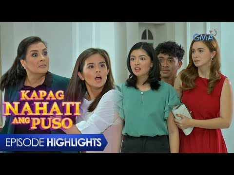 Kapag Nahati Ang Puso: Mainit na pagtutuos ng magkaribal | Episode 39