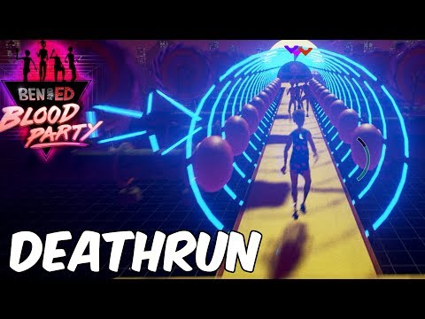 DEATHRUN + PRISON BREAK! Ed Ben Blood Party en Español - GOTH