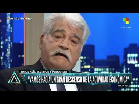 """Jorge Asís anticipó que se realizará una masiva """"marcha federal"""" contra el gobierno"""