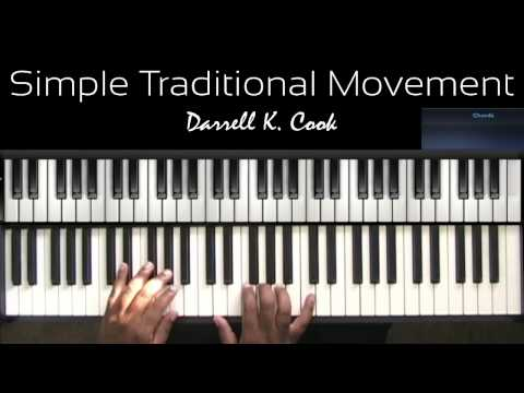 Simple Traditional Movement (C Major)
