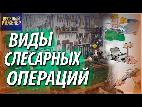 Видео уроки слесаря