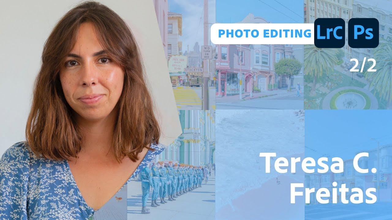 How to Create Scroll-Stopping Photos with Teresa C. Freitas - 2 of 2