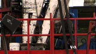 Environmental Prize Winner Opposes Fracking