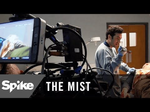 """The Mist Revealed: """"Emergency Surgery"""" Inside Ep.105  Behind the s"""