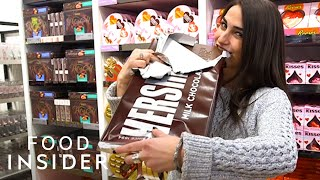 Big Candy Bars at Hershey's Chocolate World thumbnail
