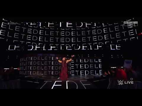 Matt Hardy NEW WOKEN Entrance - RAW:...