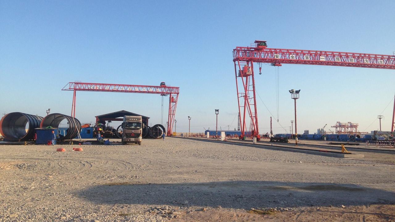 Trung Quốc xây nhà máy nhiệt điện gây ô nhiễm tại Bình Thuận