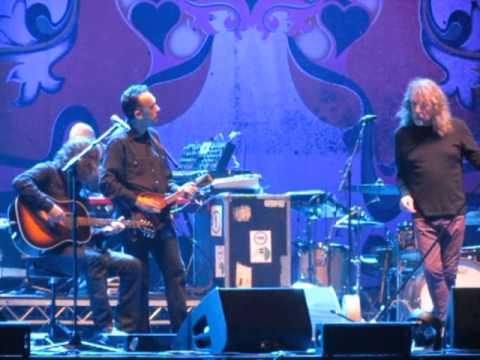 Robert Plant 'Going To California' Newcastle 2013