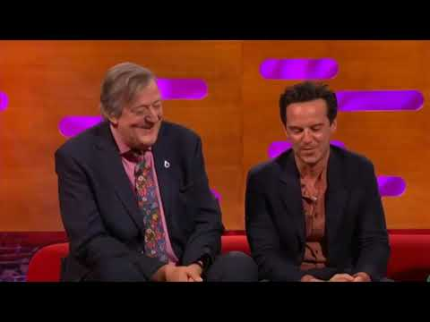 The Graham Norton Show S25E10 Stephen Fry Andrew Scott Paloma Faith Lee Mack and Bastille