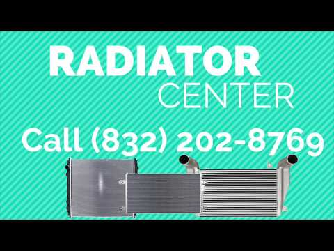 Radiator Center Inc. (832) 202-8769 (Radiators, Condensers, Charge Air Coolers For Sale Houston, TX)