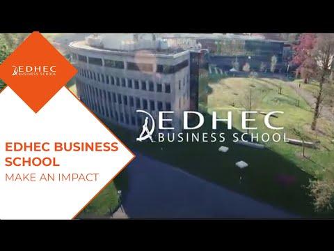 EDHEC BUSINESS SCHOOL – MAKE AN IMPACT