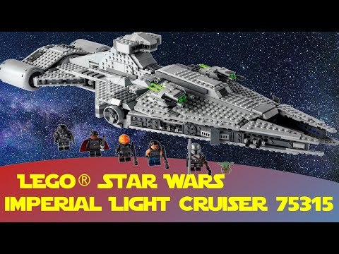 Imperial Light Cruiser Moff Gideon 75315 Lego Star Wars