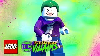 LEGO DC Super-Villains - How To Make Jared Leto