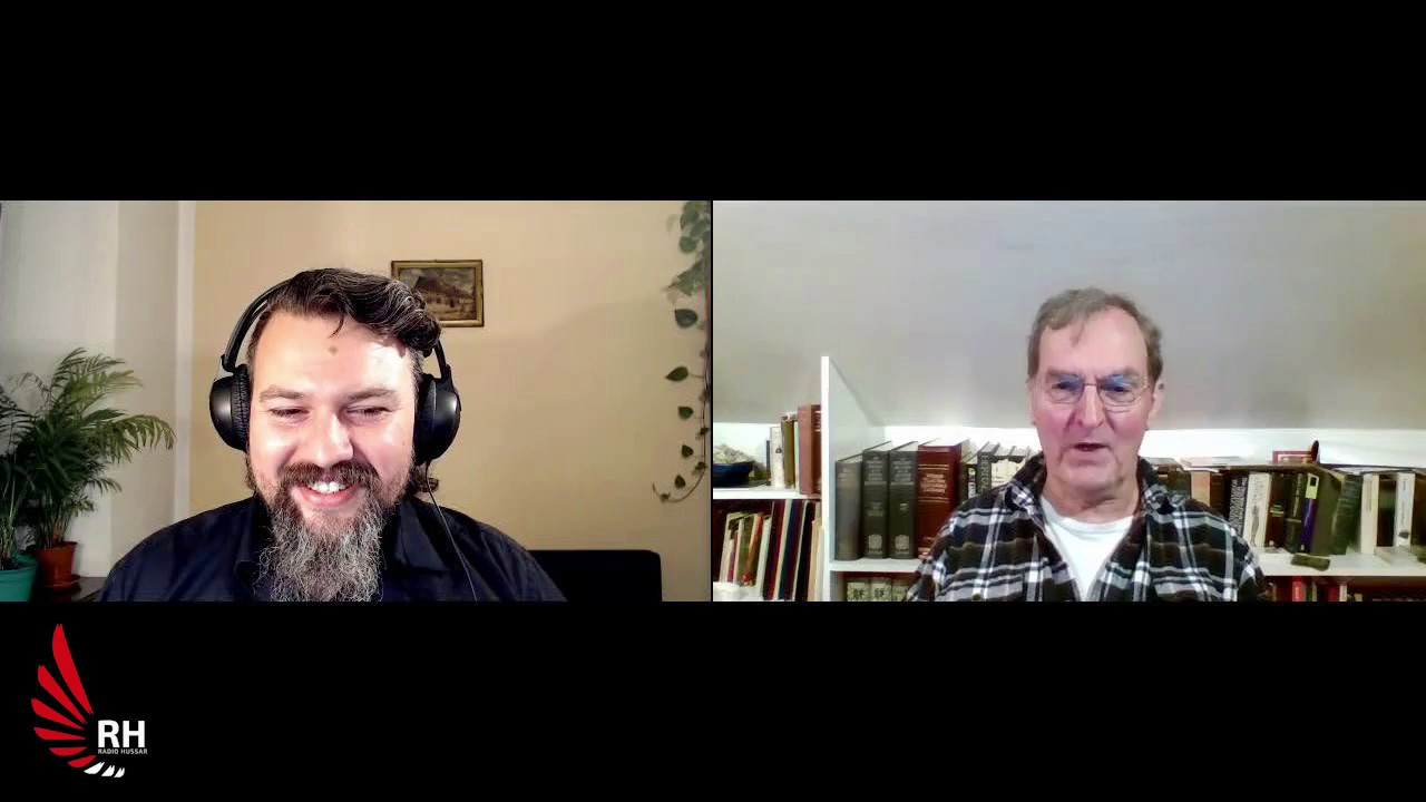 WE ARE DOOMED! John Derbyshire Interview