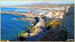 Mittelmeer - KRETA: Küstenstraße