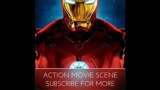IRON MAN LAST FIGHT SCENE  IRON MAN 1 ACTION MOVIE CLIPS 1/2