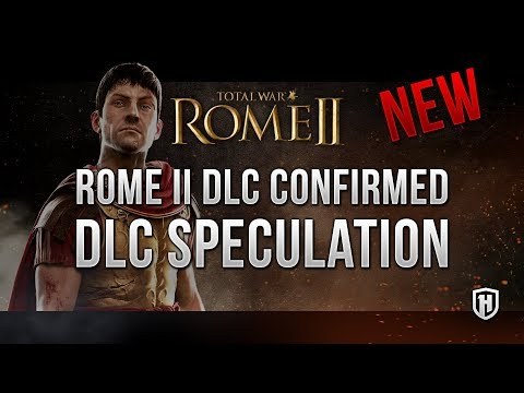 CONFIRMED! NEW ROME II DLC - Third Century Crisis or Alexander the Great Campaign?