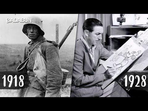 La desgarradora historia real de Walt Disney