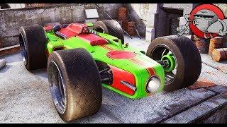 GRIP: Combat Racing - БЕЗУМНАЯ СКОРОСТЬ