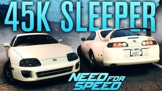 BUDGET CAR BUILD #6 ($45,000 SLEEPER) | Need for Speed 2015 Gameplay w/ The Nobeds