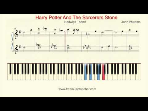"how-to-play-piano:-""harry-potter-and-the-sorcerers-stone""-hedwigs-theme-john-williams"