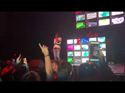 Lil Uzi Vert - The Way Life Goes (LIVE) IUP October 5th, 2017