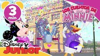 Disney Junior España | Los cuentos de Minnie: Para los pájaros