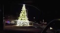 Christmas drive down Avenue of the fountains, Fountain Hills Az ( Dec 2019)
