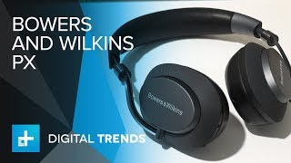 Video Bowers & Wilkins PX Noise Cancelling Headphones - Hands On download MP3, 3GP, MP4, WEBM, AVI, FLV November 2017