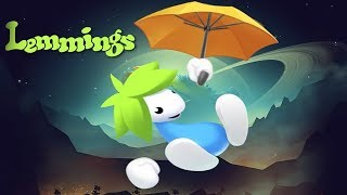 Lemmings - The Official Game - iOS / Android - Gameplay Video