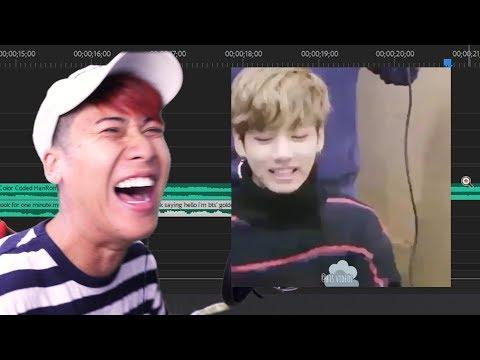 putting jungkook's aegyo into KPOP songs