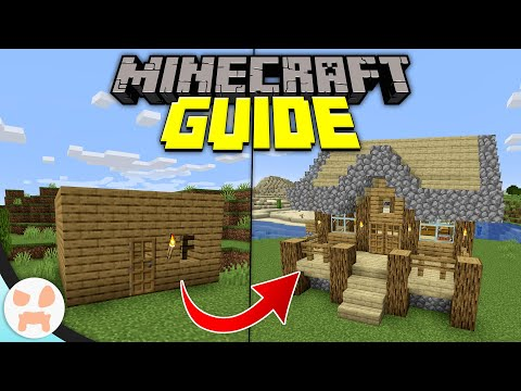 How To Build Better! | Minecraft Guide Episode 2 (Minecraft 1.15 Lets Play)