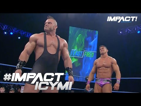 Brian Cage Ejects EC3 From IMPACT Wrestling | IMPACT! Highlights Mar. 22 2018