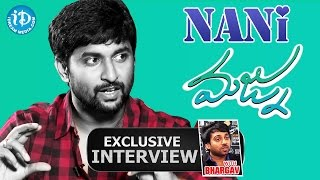 Majnu Movie || Actor Nani Exclusive Interview || Talking Movies with iDream #212