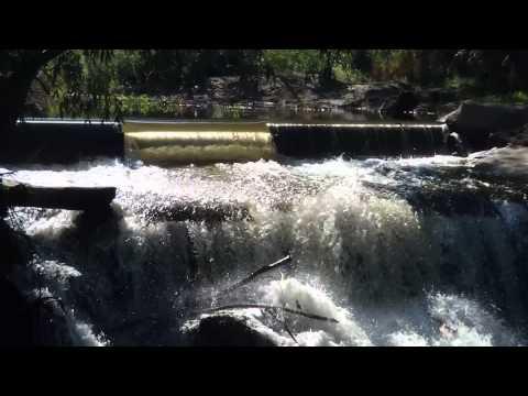Amazing Waterfall in Longmont Colorado