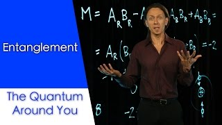 Entanglement: The Quantum Around You. Ep 2