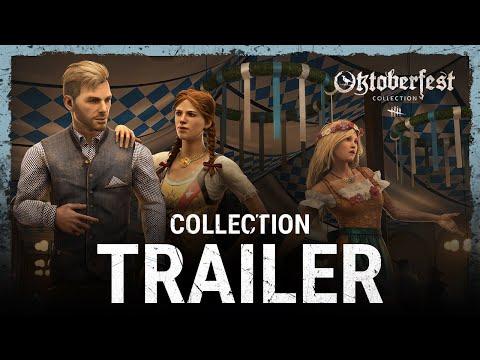 Dead by Daylight | Oktoberfest Collection Trailer