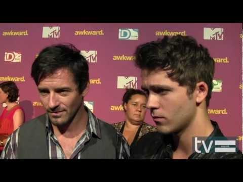 Teen Wolf MTV  Ian Bohen & Stephen Lunsford