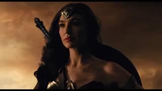 Лига справедливости -- второй трейлер трейлер