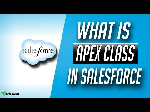 what is apex class,constructor and method in salesforce   Salesforce Devlopment Tutorial in hindi