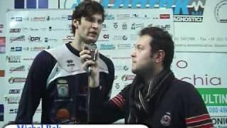 10-02-2011: Intervista a Michal Rak nel post NewMater-Lube