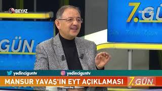 Mehmet Özhaseki'den ''Mansur Yavaş'