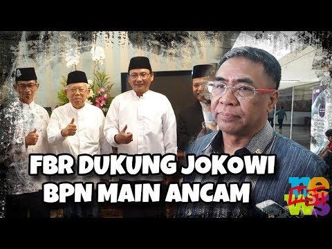 FBR Dukung Jokowi, BPN Main An(c)am